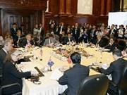 Clôture de la conférence ministérielle de négociations sur le TPP