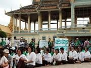 Cambodge : le CNRP affirme son plan de manifestation