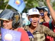 Cambodge: le CCC entérine la décision finale de la CEN
