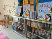 Le groupe Hilton construit une bibliothèque à Thai Nguyên