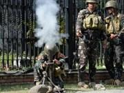 Philippines: près d'une centaine de morts dans la bataille de Zamboanga