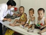 Maladie mains-pieds-bouche : plus de 2.100 cas à Ba Ria-Vung Tau