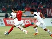 Football: le Vietnam perd son titre de champion des Championnats d'Asie du Sud-Est