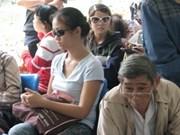 L'épidémie de la conjonctivite se répand dans plusieurs provinces