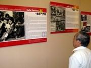 Exposition de photos sur la solidarité Vietnam-Italie