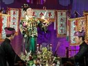 Hanoi: ouverture du premier festival du chant Châu van
