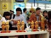 Ouverture de la Fête des alicaments du Vietnam 2013