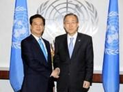 Le VN contribue aux activités de l'ONU