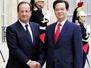 Le PM termine sa tournée en France et à l'ONU