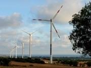 Un groupe allemand s'engage à financer un projet éolien à Soc Trang