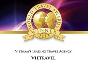 Tourisme : Vietravel obtient World Travel Awards