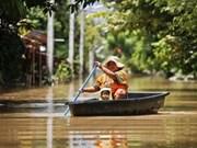 Un tiers des provinces de la Thaïlande inondées