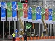 APEC : ouverture de la conférence des ministres des AE et du Commerce
