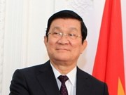 Le président Truong Tan Sang participe au 21e Sommet de l'APEC