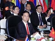 Le PM souligne l'édification de la Communauté de l'ASEAN