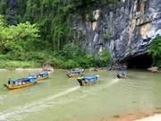 Le parc national de Phong Nha-Ke Bang rouvre après le typhon WUTIP