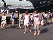 Saigontourist accueillera trois paquebots étrangers en octobre