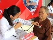 Khanh Hoa: traitements médicaux gratuits pour un millier de pauvres