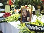 Décès du général Giap: condoléances de leaders de Partis et chefs d'Etat
