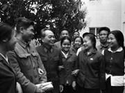Ouverture d'une exposition sur le général Giap à Thai Nguyen