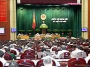 La 6e session de l'AN aura lieu du 21 octobre au 30 novembre