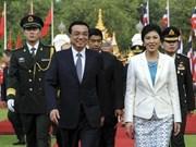 Chine et Thaïlande promeuvent leur coopération économique