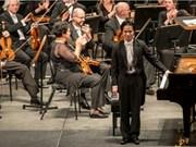 Le pianiste Hoang Pham reçoit le prix YPA d'Australie