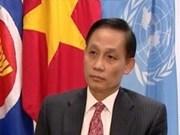 Le Vietnam est résolu à soutenir le désarmement