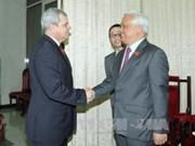 Vietnam-Cuba : partage d'expériences dans le secteur législatif
