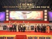 Clôture du 18e Festival du film vietnamien à Quang Ninh