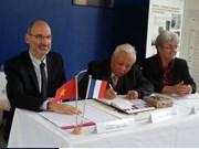 Paris : un professeur vietnamien à l'honneur