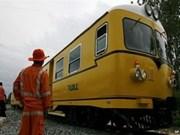 Le Cambodge construit une ligne ferroviaire moderne