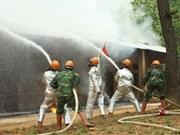 ASEAN: exercice de simulation de catastrophes à Hanoi