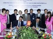 Vietnam-Australie : signature d'un accord sur l'éducation