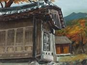 Exposition de peintures d'artistes sud-coréennes à Hanoi