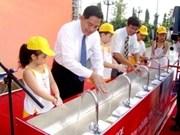 Ninh Thuan : huit écoles équipées de systèmes de filtration d'eau