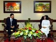 Renforcement de la coopération entre Ho Chi Minh-Ville et Qinghai