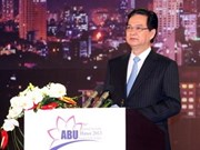 Ouverture de l'Assemblée générale de l'ABU à Hanoi