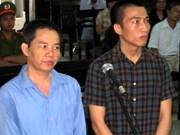 """Khanh Hoa : peines d'emprisonnement pour """"violation intentionnelle de secret d'Etat"""""""