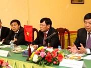 Vietnam-Laos: les académies des sciences sociales renforcent leurs liens