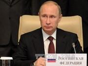 Vladimir Poutine attendu au Vietnam