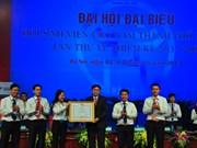 Tenue du 6e Congrès des étudiants de Hanoi