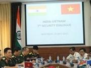 Dialogue stratégique Vietnam-Inde dans la Défense