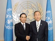 Le Vietnam participe à la plupart des Conventions sur les droits de l'homme
