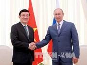 La visite du président Poutine contribuera à la promotion des relations Russie-VN