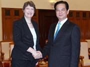 Le PNUD est un partenaire important du Vietnam