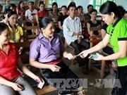 Les femmes d'ethnies minoritaires jouent un rôle important dans les OMD