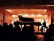 Premier festival de piano Japon-Vietnam à Tokyo