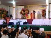 4e AG de la Confédération générale de l'Eglise protestante du Vietnam (Sud)