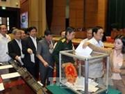 AN : le PM demande l'agrément de deux vice-PM